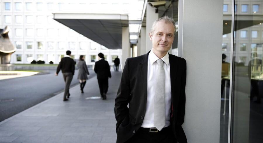 Koncernsikkerhedschef i KMD, Rasmus Theede, er blevet valgt til posten som næstformand i Rådet for Digital Sikkerhed.