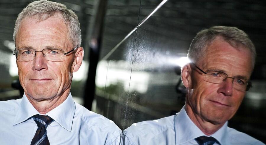 ARKIVFOTO 2011 af tidligere direktør i DONG, Anders Eldrup. Anders Eldrup kritiserer regeringen for handlen med Dong-aktier til den amerikanske investeringsbank. (Foto: Søren Bidstrup/Scanpix 2015)