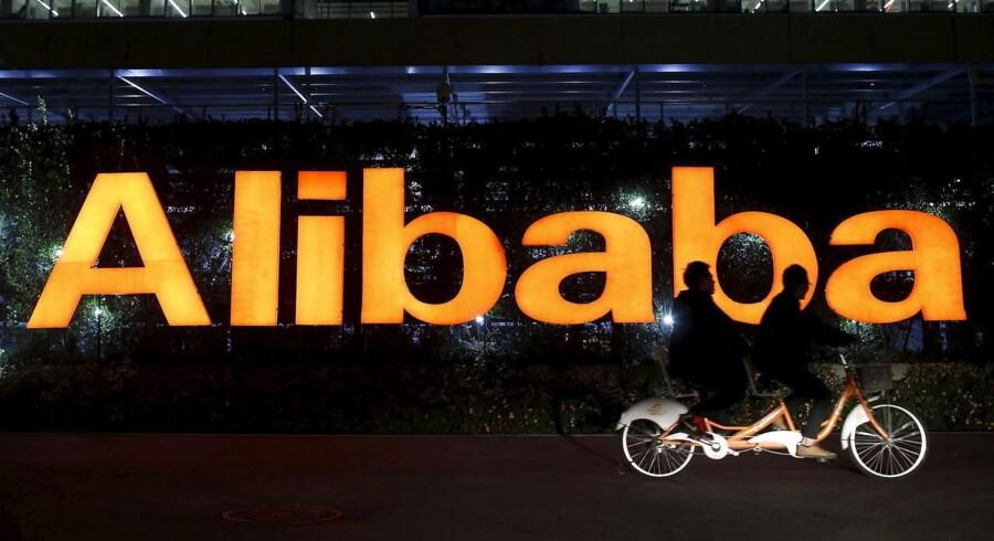 Tallene fra Alibabas regnskab ser ikke alt for opløftende ud. Selskabets omsætning for første kvartal blev 20,3 mia. yuan. Analytikerne forventede en omsætning på 20,9 mia. yuan.