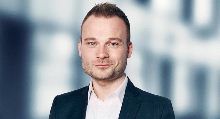 Michael Gatten er blandt de efterhånden mange politikere, der har vendt Venstre ryggen. PR-foto: Venstre