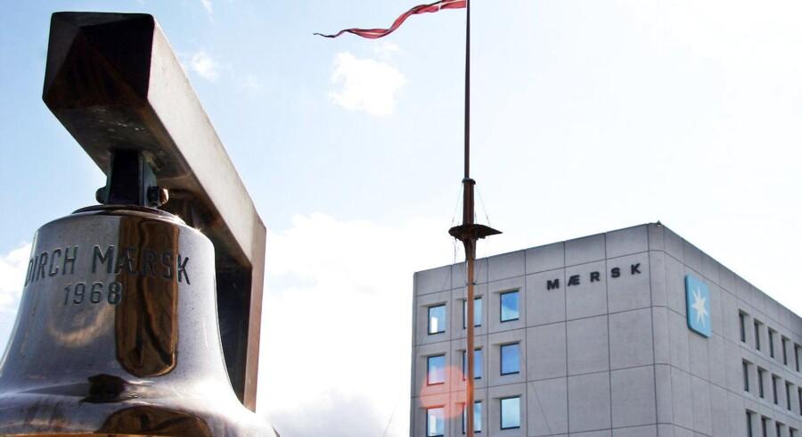 A.P. Møller - Mærsk lagde samlet set over 7 milliarder kroner i statskassen i skat i 2011.