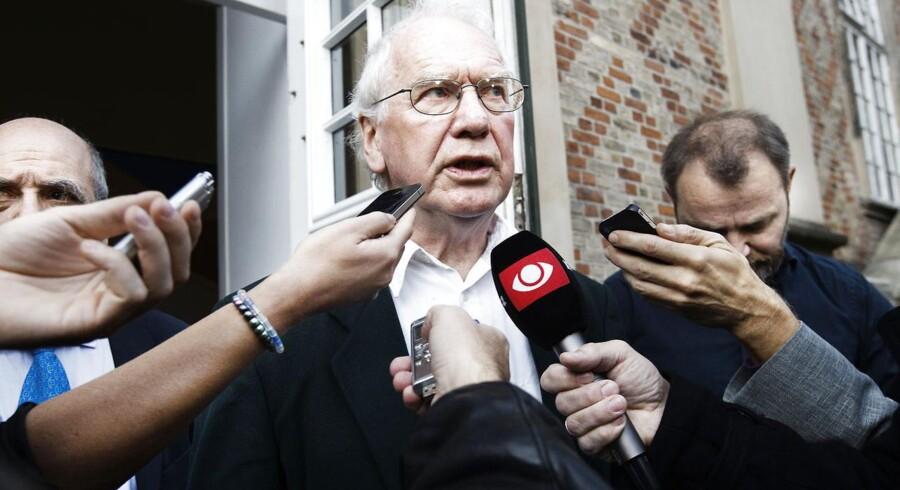 Jørgen Dragsdahl er bevilget fri proces til den store injuriesag mod Bent Jensen.