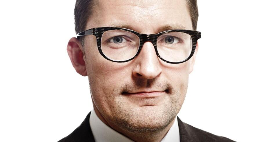 Peter Nyholm, finansredaktør.