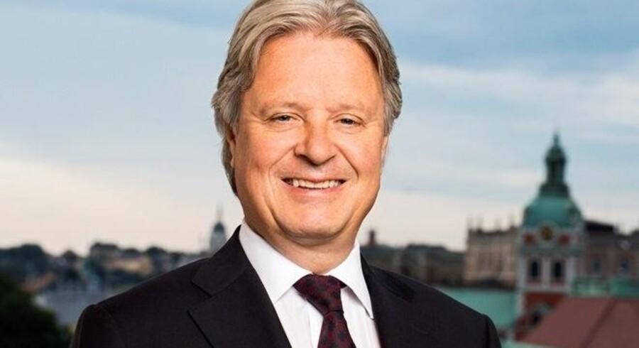 Nordeas øverste chef, Casper von Koskull, lover bod og bedring efter intern undersøgelse. Free/Nordea