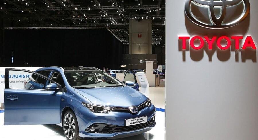 Toyota Danmark har fået ørerne i maskinen af Forbrugerombudsmanden.