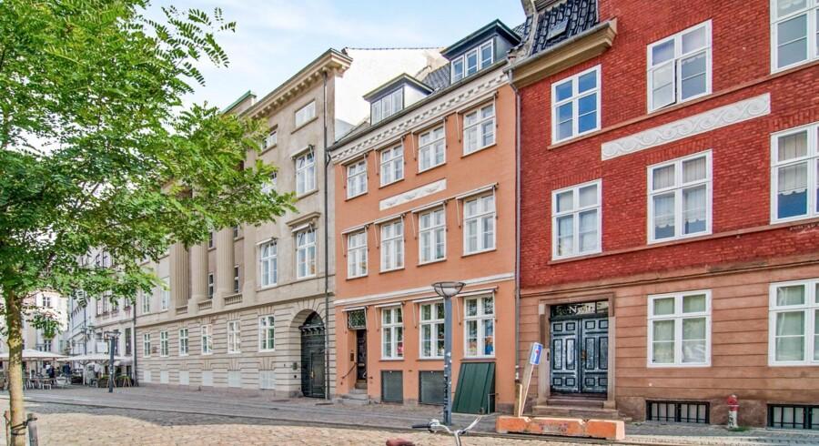 Der er mulighed for at købe en hel ejendom i indre by. Foto: Geisler & Rønne