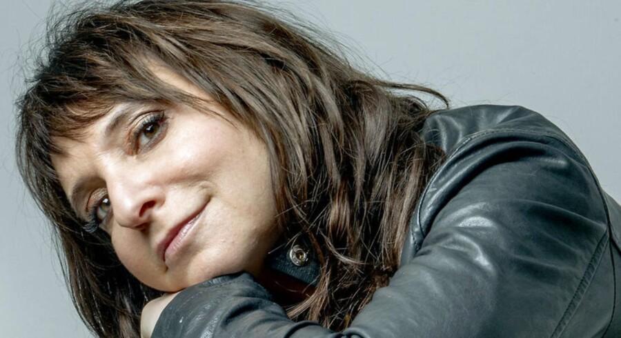 Instruktøren Susanne Bier er aktuel med en ny TV-serie.