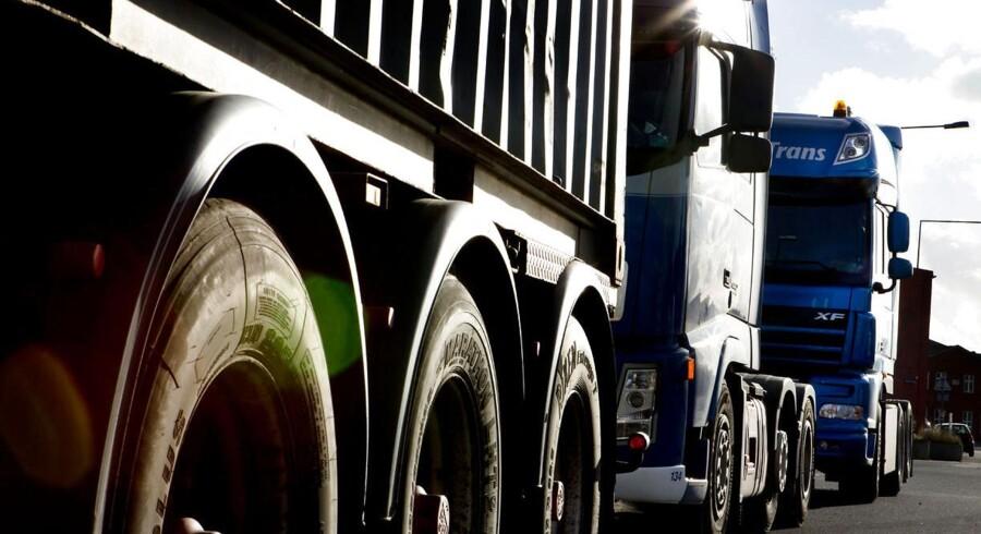 Danske vognmænd har store problemer med at finde kvalificeret arbejdskraft.