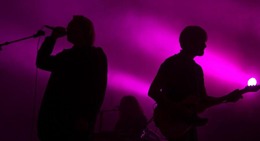 Arkivfoto: Mew optræder på Vanguard Festival 2014.