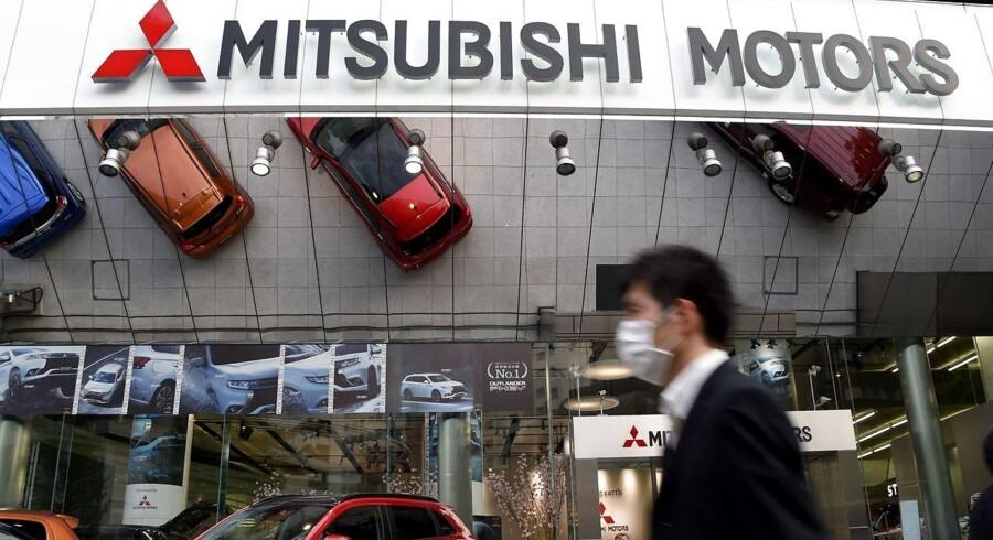 Den japanske bilproducent Nissan er i forhandlinger om at overtage majoriteten i ligeledes japanske Mitsubishi Motors.