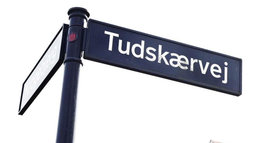 ARKIVFOTO. Et flertal i Københavns Borgerrepræsentation vil ifølge TV2.dk flytte en omstridt rockerborg på Tudskærvej i Vanløse.