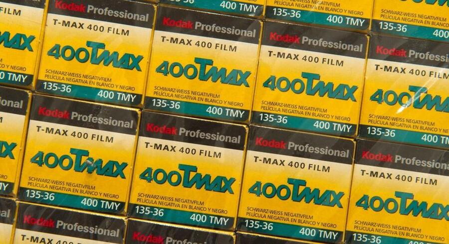 Kodak var engang altdominerende på fotoområdet - men så kom digitalkameraerne.