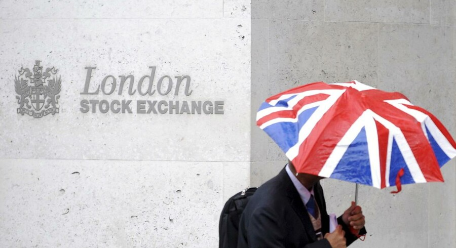Arkivfoto: London Stock Exchange.