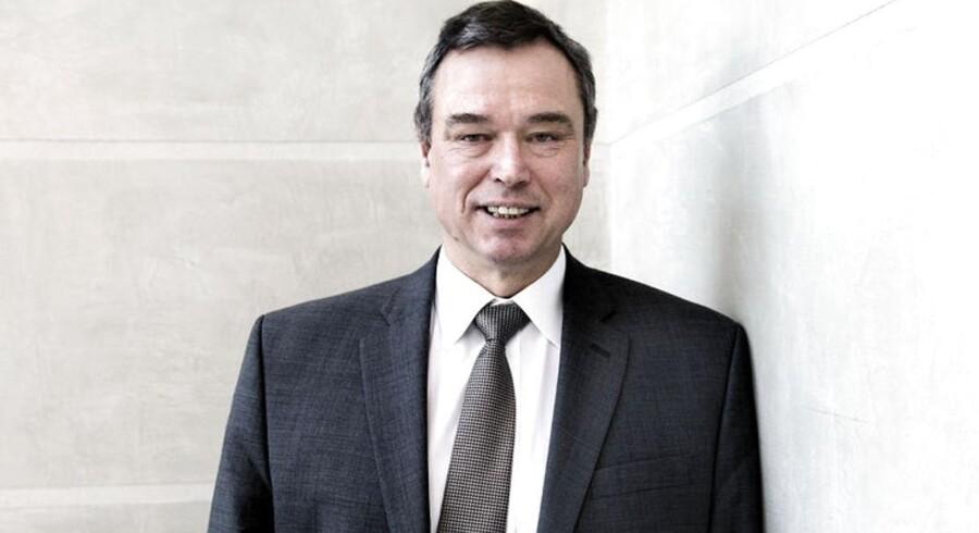 Topchef i Novozymes, Peder Holk Nielsen