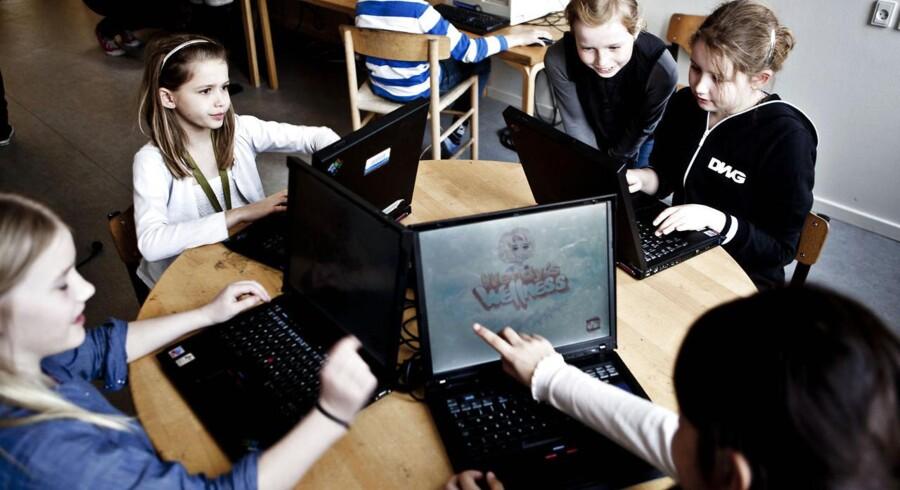 KL: Adgang til et velfungerende trådløst net kommer både lærere og elever til gavn.