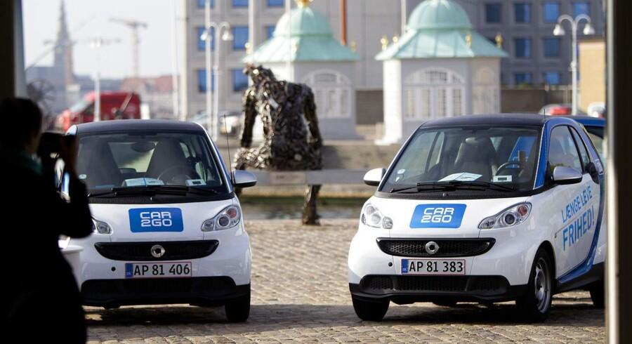 Car2go sætter spørgsmålstegn ved Teknik og Miljøborgmester Morten Kabells argumenter imod at give virksomheden en bybilslicens.