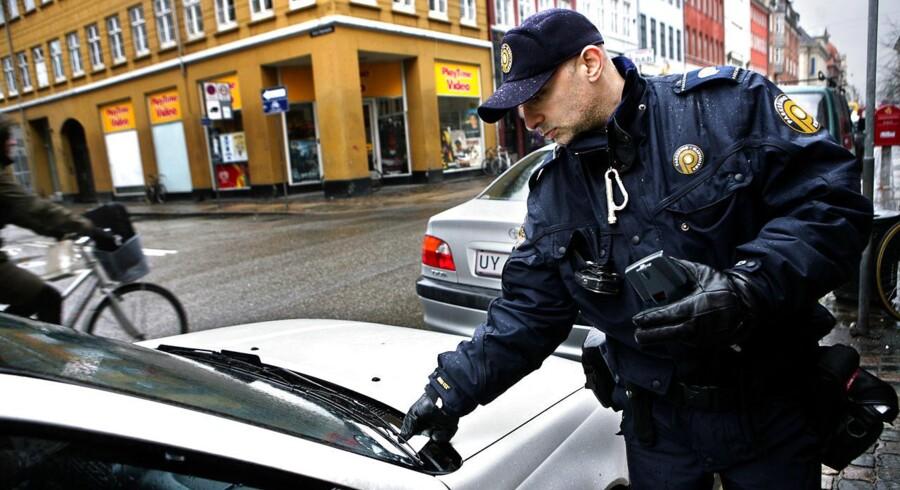 Turister har 22.500 ubetalte parkeringsbøder liggende hos Københavns Kommune.