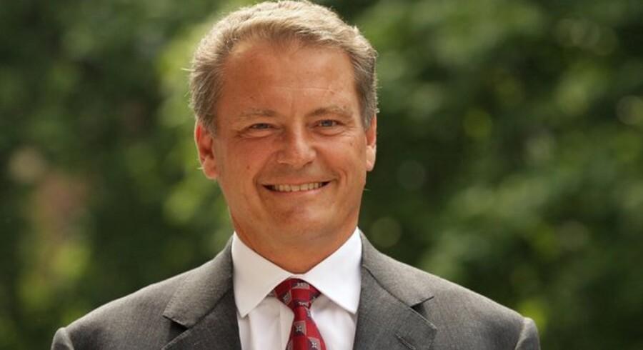 Mobilgiganten Ericssons topchef, Carl-Henric Svanberg, skal fremover styre verdens fjerdestørste virksomhed, BP.