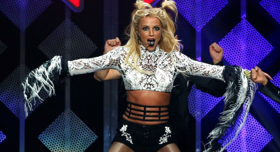 Britney Spears skal spille på Smukfest næste år.