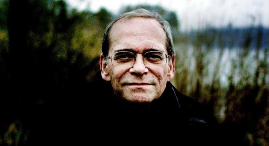 Grinedider og alvorsmand: Skuespilleren Claus Ryskjær er død. Han blev 71 år, skriver Politiken. Foto: Linda Kastrup/Scanpix 2016.