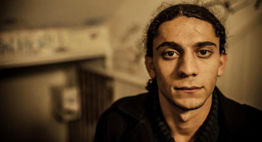 Yahya Hassan kommer alligevel ikke til at holde tale ved en Gaza-demonstration på Rådhuspladsen i København mandag.