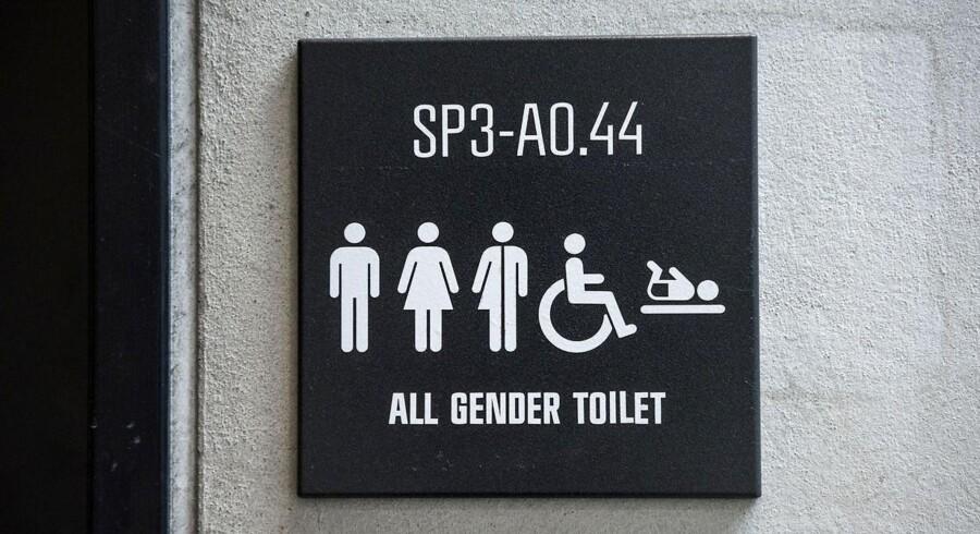 CBS' all gender toilets er et af de mere synlige udtryk for en proces, der skal gøre det københavnske universitet mere inkluderende.