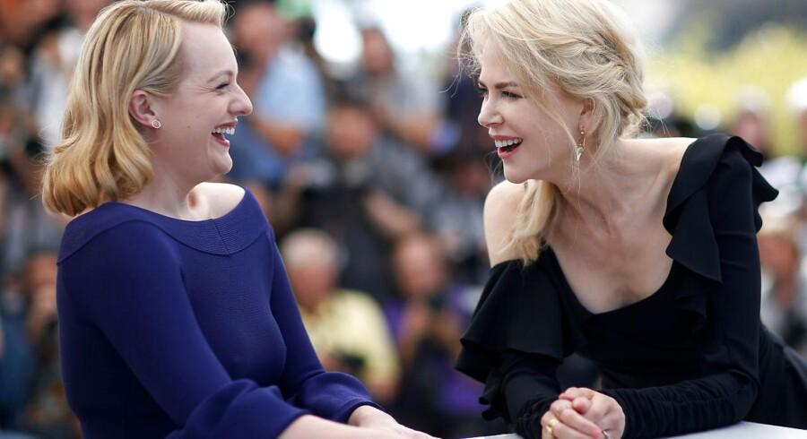 Elsiabeth Moss og Nicole Kidman er begge med i Jane Campions nye sæson af TV-serien Top of the Lake.