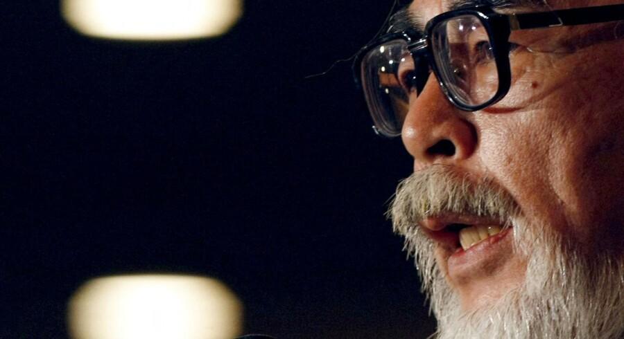 Hayao Miyazakis kommende film »The Wind Rises« har skabt ny debat om Japans nationalisme.
