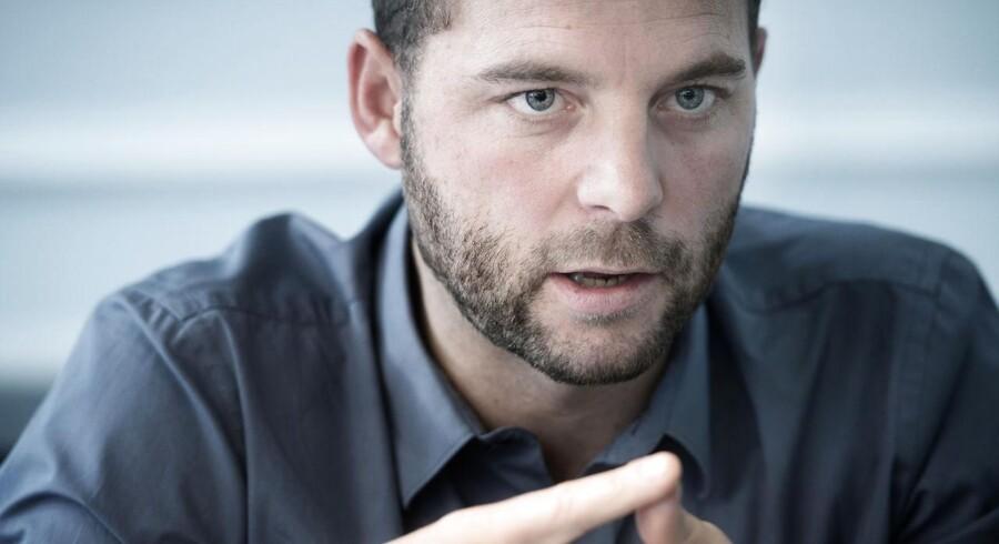 Arkivfoto. Økonomi- og indenrigsminister Morten Østergaard.