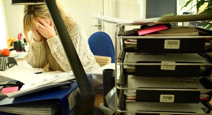 Næsten hver femte i Dansk Magisterforening er blevet mobbet det seneste år, og det vidner ifølge fagforeningen om, at der er rigtigt mange arbejdspladser med et dårligt arbejdsmiljø.