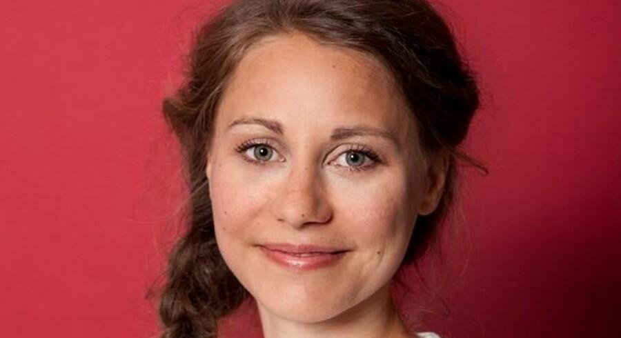 SFs Sisse Marie Welling. Foto: Pressefoto, SF.