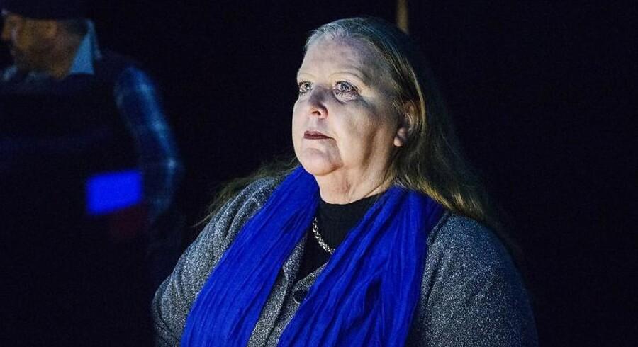 ARKIVFOTO. Bestyrelsesformand for Det kongelige Teater Lisbeth Knudsen i Operaen søndag den 10. januar 2016.