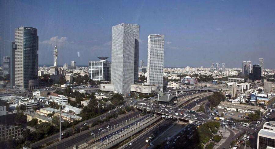 Det syder af virkelyst og innovation i Tel Aviv