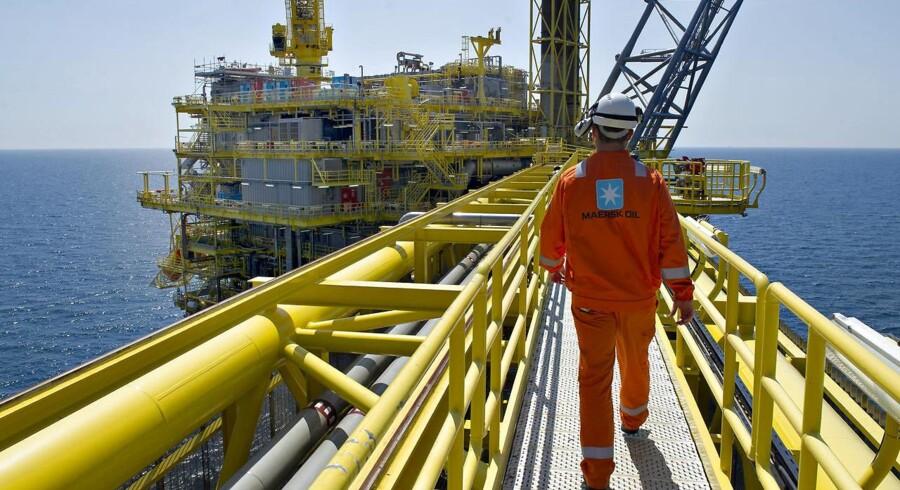 I øjeblikket lider flere olieselskaber. Men A.P. Møller - Mærsk har den fordel, at virksomheden har en stor pengetank og ejere, der angiveligt er klar til at give oliedelen lang tid.