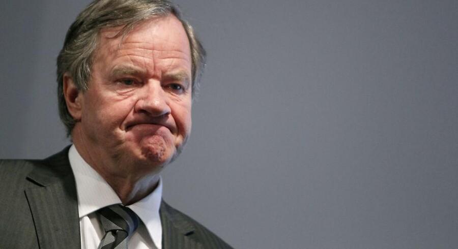 Norwegians topchef har tabt 17,5 mio. om dagen siden 29. januar