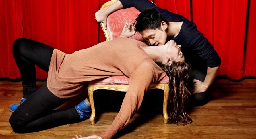 Danica Curcic er nomineret både i kategorien Årets kvindelige hovedrolle og Årets forestilling, Romeo og Julie, hvor hun spiller sammen med Thomas Hwan.