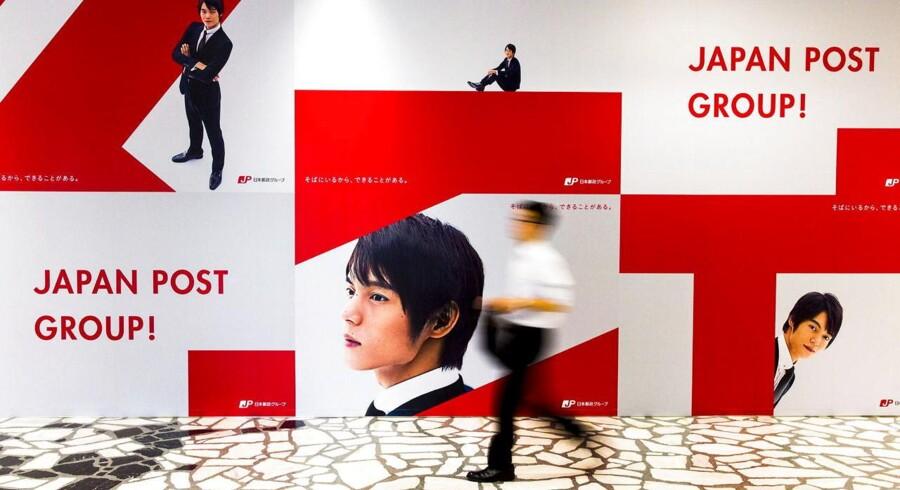Japan Post håber at kunne rejse 11,5 mia. dollar, hvilket vil være den største børsnotering i mere end 30 år i Japan.