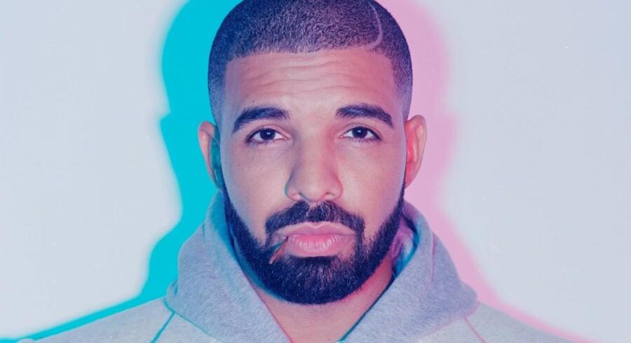 Pressefoto. Drake.