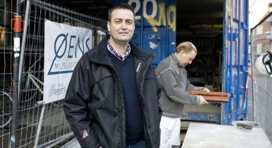 Socialdemokraternes arbejdsmarkedsordfører Leif Lahn Jensen.