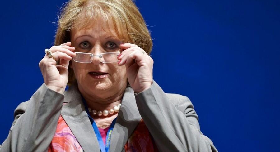 Tysklands justitsminister, Sabine Leutheusser-Schnarrenberger