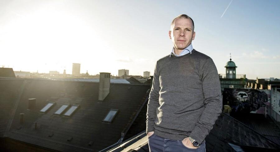Ulrik Larsen, direktør/indehaver af Revco, har udviklet det gamle KTAS/TDC-hovedsæde til Skt. Petri Passage og snart skal udvikle Postbygningen på Købmagergade. D. 7 Januar 2015