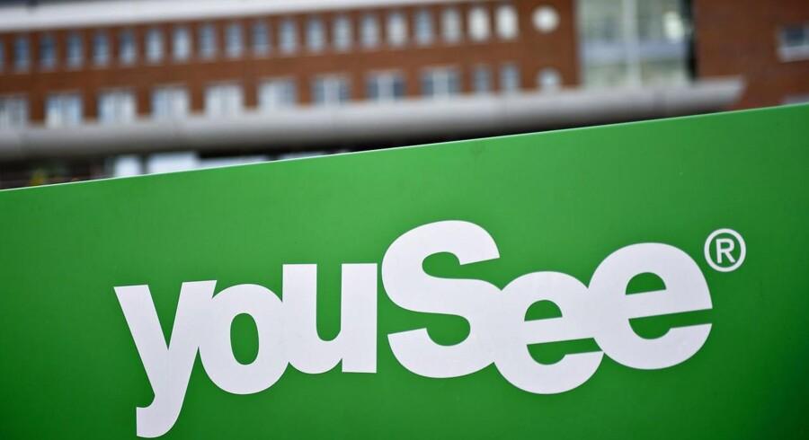 Kunder hos YouSee skal fra i dag overveje, hvordan deres TV-pakke fremover skal se ud. Foto: Torkil Adsersen, Scanpix