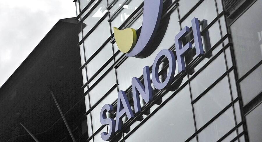 Den franske medicinalgigant Sanofi kom ud af fjerde kvartal sidste år med en omsætning på 9,28 mia. euro.