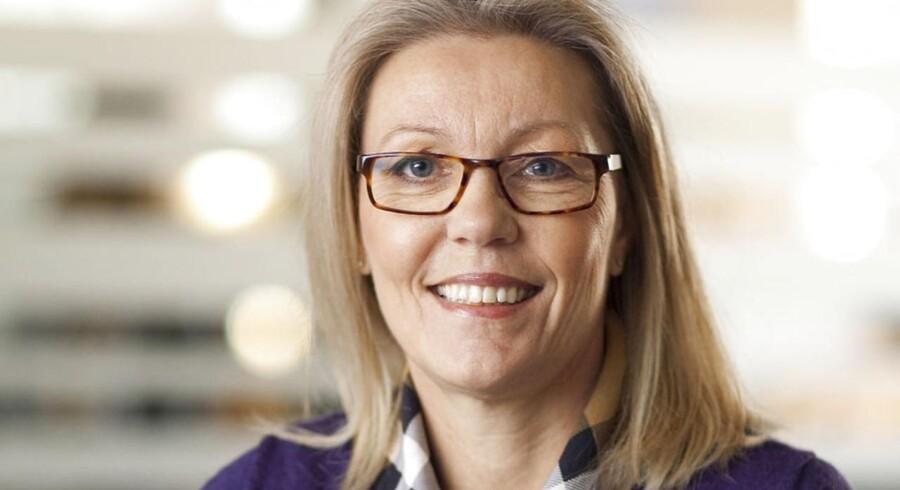 Vibeke Skytte, direktør i Lederne