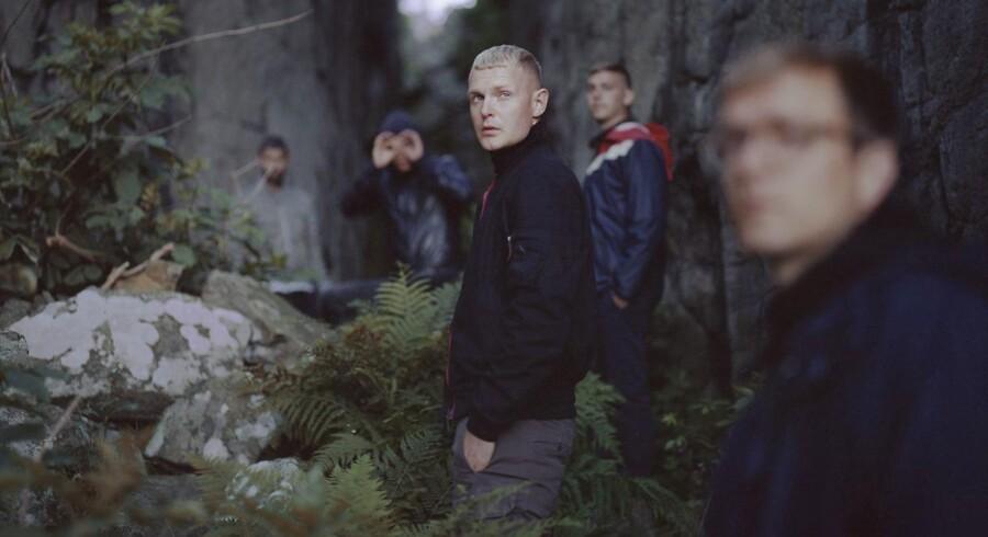 Den danske kvintet er aktuel med deres tredje album »Solkongen«