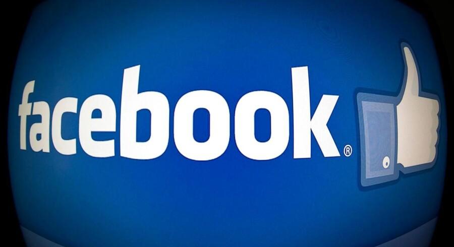 Facebook har for første gang offentliggjort en opgørelse over, hvor mange gange lande har bedt om at få udleveret oplysninger om Facebooks brugere. Arkivfoto: Karen Bleier / AFP Photo / Scanpix
