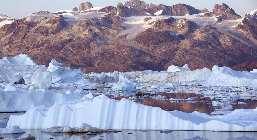 Der er kamp om pladserne i Arktisk Råd.