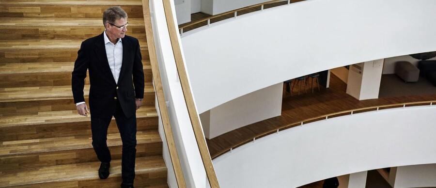 ARKIVFOTO 2015 af Lars Rebien Sørensen- - Se RB 5/8 2016 08.13. Nyt flagskibsprodukt trækker Novo Nordisk frem. Novo Nordisk har i vanlig stil haft et solidt halvår, hvor omsætningen og resultaterne steg. (Foto: NIELS AHLMANN OLESEN/Scanpix 2014)