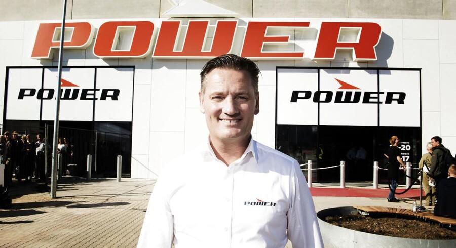 Powers direktør Jesper Boysen