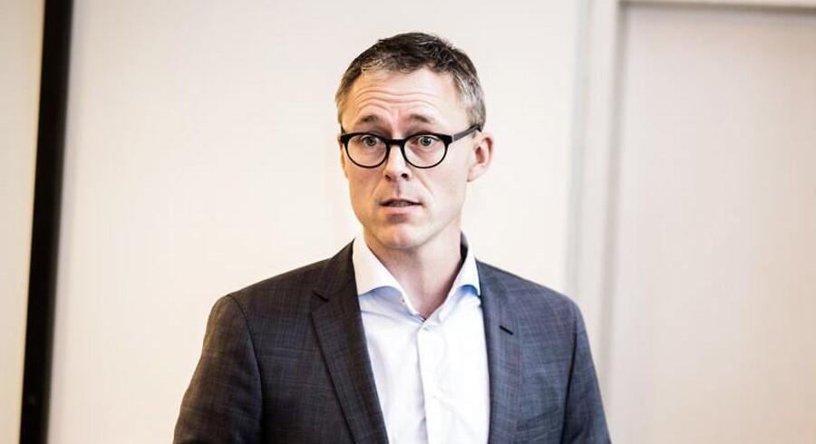 Michael Løve, der tidligere var koncerndirektør i Coop, begynder i et topjob i britiske Kingfisher til september